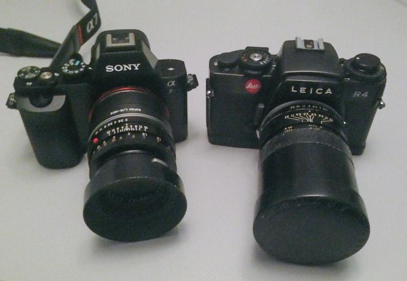 Leica en Sony-1